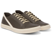 Geothrasher Leather Sneakers