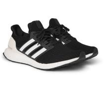 Ultraboost Rubber-trimmed Primeknit Sneakers - Black