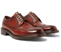 Felix Polished-leather Brogues