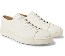 Full-grain Leather Sneakers
