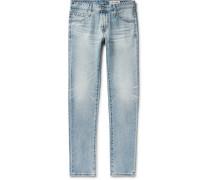 Tellis Slim-fit Denim Jeans - Blue
