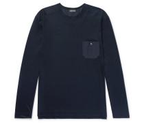 Cotton And Modal-blend Jersey Pyjama Top