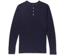 Linen Henley T-shirt