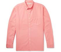 Dweller Button-Down Collar Cotton Oxford Shirt