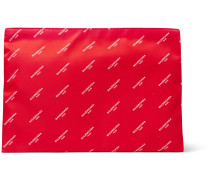 Explorer Printed Shell Pouch