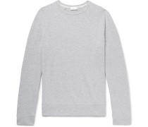 Stretch-pima Cotton Sweatshirt