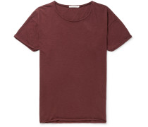 Roger Slub Cotton-jersey T-shirt