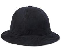 Wool-Blend Flannel Bucket Hat