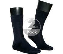 Socken, Baumwolle, dunkel
