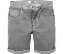 Hose Shorts, Baumwolle, hell