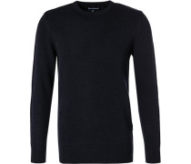 Pullover, Wolle, navy
