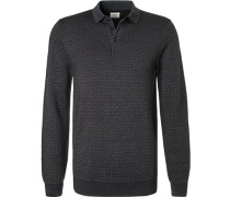 Polo-Shirt, Body Fit, Schurwolle