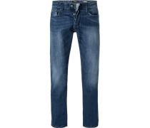Jeans Newbill, Comfort Fit, Baumwoll-Stretch