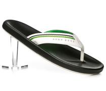 Schuhe Zehensanadale, Leder