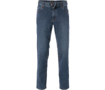 Jeans Kirk, Contemporary Fit, Baumwoll-Stretch