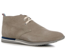 Schuhe Desert Boots, Veloursleder