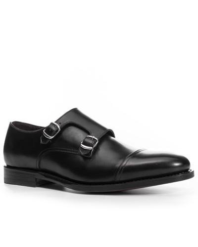 Prime Shoes Herren Schuhe Doppelmonkstraps, Kalbnappa