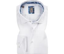 Hemd, Custom Fit, Baumwolle