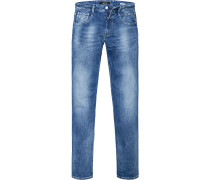 Jeans Anbass, Slim Fit, Baumwoll-Stretch Hyperflex 12,5oz
