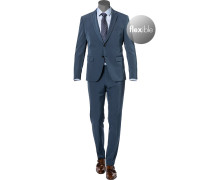 Anzug Reymond-Wenten, Extra Slim Fit, Mikrofaser-Stretch