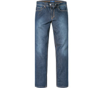 Jeans, Classic Fit, Baumwoll-Stretch, jeans