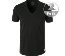 T-Shirts, Slim Fit, Baumwolle