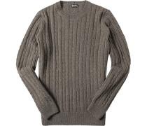 Pullover, Baby-Alpakawelle, taupe