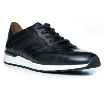 Schuhe Sneaker Ascar, Kalbleder