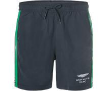 Hose Shorts, Mikrofaser, navy