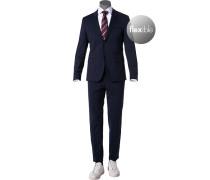 Anzug Away-Hu-Go, Extra Slim Fit, Mikrofaser