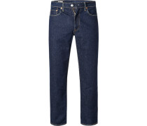 Jeans 514 Straight Fit Baumwolle indigo