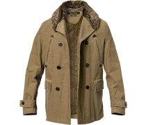 Jacke, Baumwolle Thermore®, camel