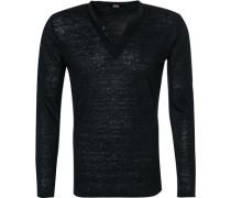 T-Shirt Longsleeve, Leinen
