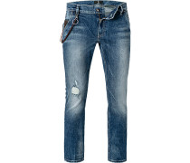 Jeans Baumwoll-Stretch 11 5oz mittel