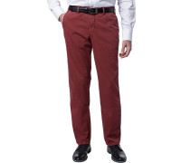 Hose Chino Pero, Contemporary Fit, Baumwolle