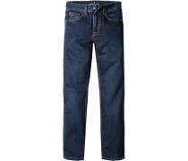 Jeans, Classic Comfort Fit, Baumwolle, jeans