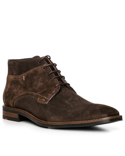 Schuhe Desert Boots Stanley, Kalbveloursleder