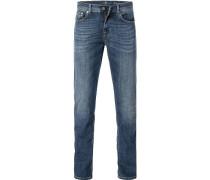 Jeans, Slim Fit, Baumwolle, jeans