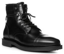 Schuhe Stiefeletten, Rindleder