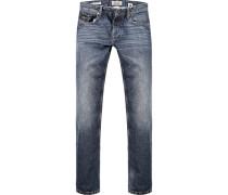 Jeans Adam, Slim Fit, Baumwolle, jeans