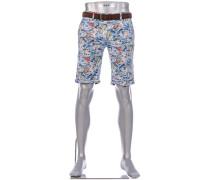 Hose Bermudashorts Rob, Slim Fit, Baumwolle
