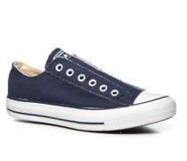Schuhe Sneaker, Canvas, marine