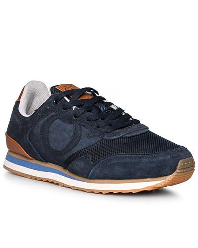 Marc O'Polo Herren Schuhe Sneaker, Leder-Textil