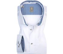 Hemd, Custom Fit, Oxford