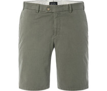 Hose Bermudas, Contemporary Fit, Baumwoll-Stretch