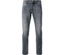 Jeans, Modern Fit, Baumwoll-Stretch fleXXXactive