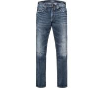 Jeans, Slim Fit, Baumwoll-Stretch SUPERIOR FLEX