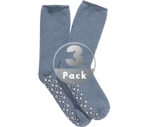 Stoppersocks, Wolle, jeans