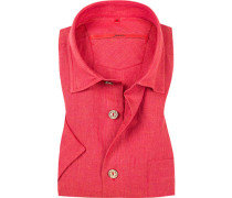 Hemd, Classic Fit, Leinen