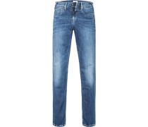 Jeans Hatch, Slim Fit, Baumwoll-Stretch, jeans